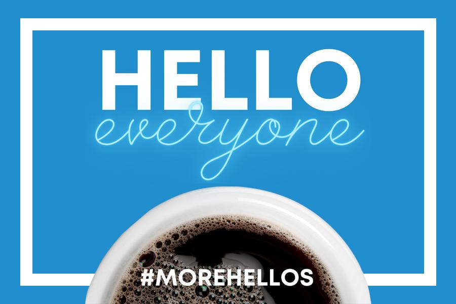 ent! Marketing - More Hellos